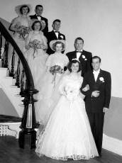1956 Shirley Dingman & John Mullins (2)