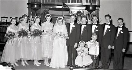 1957 Anna Pinter & Raymond Chadwick (2)