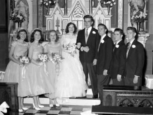 1957 Anne Mooney & William Dorn (2)