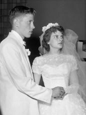 1957 Barbara Matte & Mr. Delamater (1)