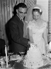 1957 Grace Isherwood & Dr. Hugh Henry (1)