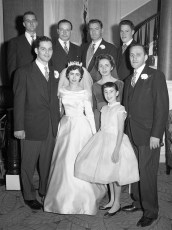 1957 Ms. Susan Hyman & Mr. Steiner (2)