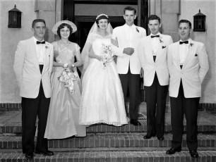 1957 Nancy Gaschel & Charles Gardner (2)