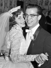 1958 Arlene Wilson & Robert Fournier (1)