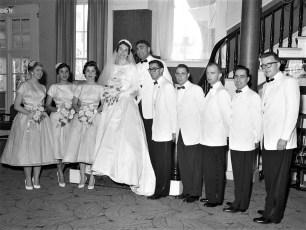 1958 Margaret Davis & Dr. Leon Smith (2)