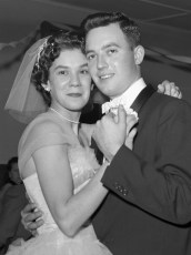 1958 Rita Demboski & Claude Poucher (1)