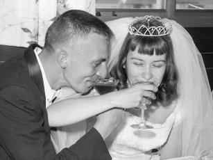 1960 Barbara von der Osten & Dirk Kroger (1)