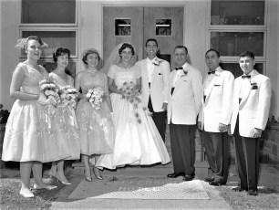 1960 Clarice Sheffer & Jerold Kaplan (2)