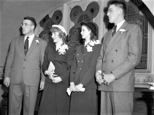 Corky Moore & Charles Barnard 1947 (2)