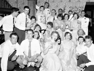 Kathy Hoflinger & Phil Ackert 1955 (2)