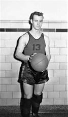 Chatham Central School teammate Dobson 1958