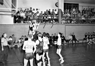 Chatham High School Basketball 1957 (3)