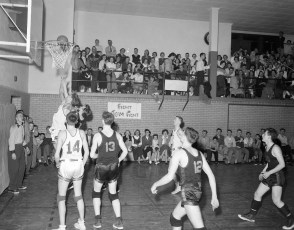 Chatham vs. Ichabod Crane at Chatham Central 1956 (4)