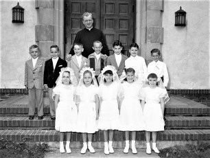 Ch of the Ressurection Confirmation 1953