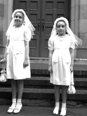 Church of the Resurrection 1st Communion 1948 (4)
