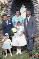 Church of the Resurrection 1st Communion Grace Picicci 1965