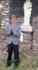 Church of the Resurrection 1st Communion Mark Brown 1965