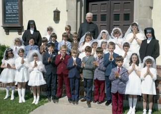 Church of the Resurrection 1st. Communion G'town 1973