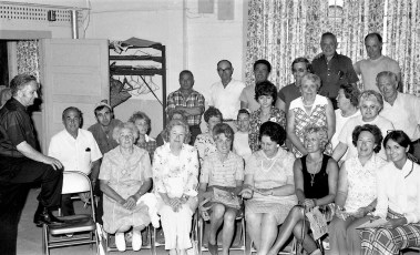 Church of the Resurrection Bar-b-que Committee G'town 1976