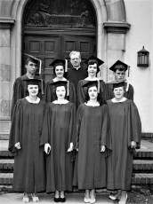 Church of the Resurrection Graduates 1953