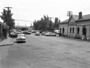 Front Street Hudson NY 1953