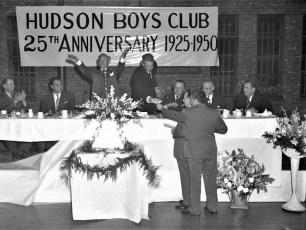 Hudson Boy's Club burning the mortgage 1950 (2)