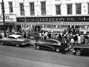 JJ Newberry Sale 1953 Hudson NY
