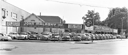 John Malasky Inc. Green St. Hudson 1954 (1)