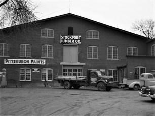 Stockport Lumber Co. 1954