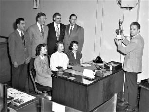 Upstate Loan Co. Hudson 1952