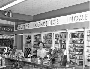 Westerman's Pharmacy 622 Warren St. Hudson 1954 (4)