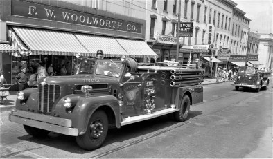 4th of July Parade Hudson 1957 (4)