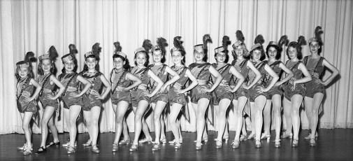 Brusie's School of Dance Hudson 1959 (4)