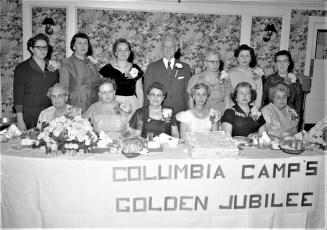 Catholic Daughters Columbia Camps Hudson 1957