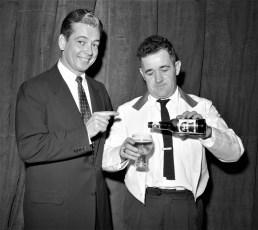 Elks Club Sports Nite Bill the Bartender Hudson 1956 (1)