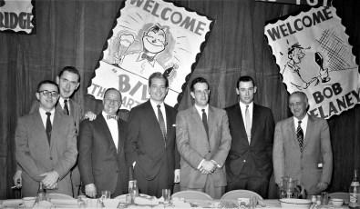 Elks Club Sports Nite Bill the Bartender Hudson 1956 (2)