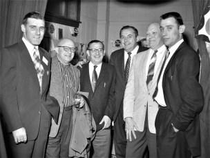 Elks Club Sports Nite Bill the Bartender Hudson 1956 (3)