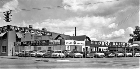 Hudson Buick  Opening Aug. 1956 (1)
