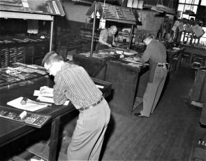 Hudson Register Star presses & pressmen 1957 (3)