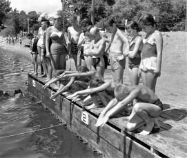 Oakdale Lake Hudson 1957 (3)