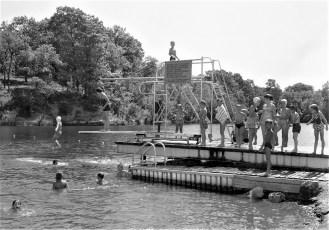 Oakdale Lake Hudson 1957 (4)