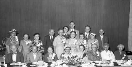 Opening of new Reformed Church Hudson 1957 (1)