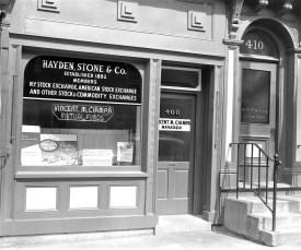 Vincent Ciampa 408 Warren St. Hudson 1955