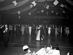 Charity Ball at the Hudson Armory 1964 (1)