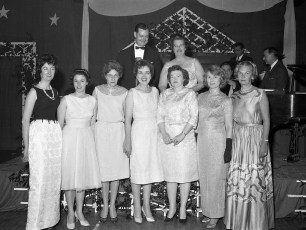 Charity Ball at the Hudson Armory 1964 (2)