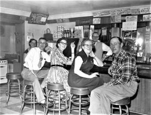 Chick Inn Rt. 9G Hudson 1960