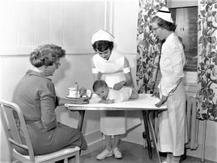 Columbia Memorial  Hospital School of Nursing 1960 (8)
