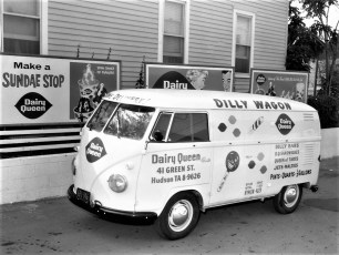 Dairy Queen Dilly Wagon 1961