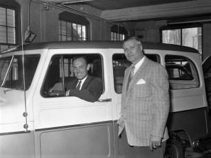 E. J. & R. Garage John Zlovneck Jeep Sales Hudson 1962 (2)