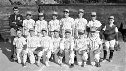 Elks Little League Teams Hudson 1963 (3)